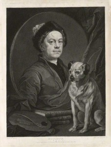 William Hogarth by Benjamin Smith, published by  John Boydell, published by  Josiah Boydell, after  William Hogarth