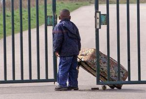 child asylum seeker