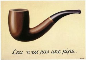 René Magritte's painting
